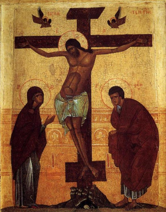 crucifixion-icon
